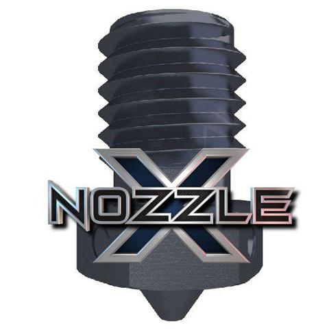 e3d,nozzle-x,e3d nozzle,e3d dyse,herdet dyse