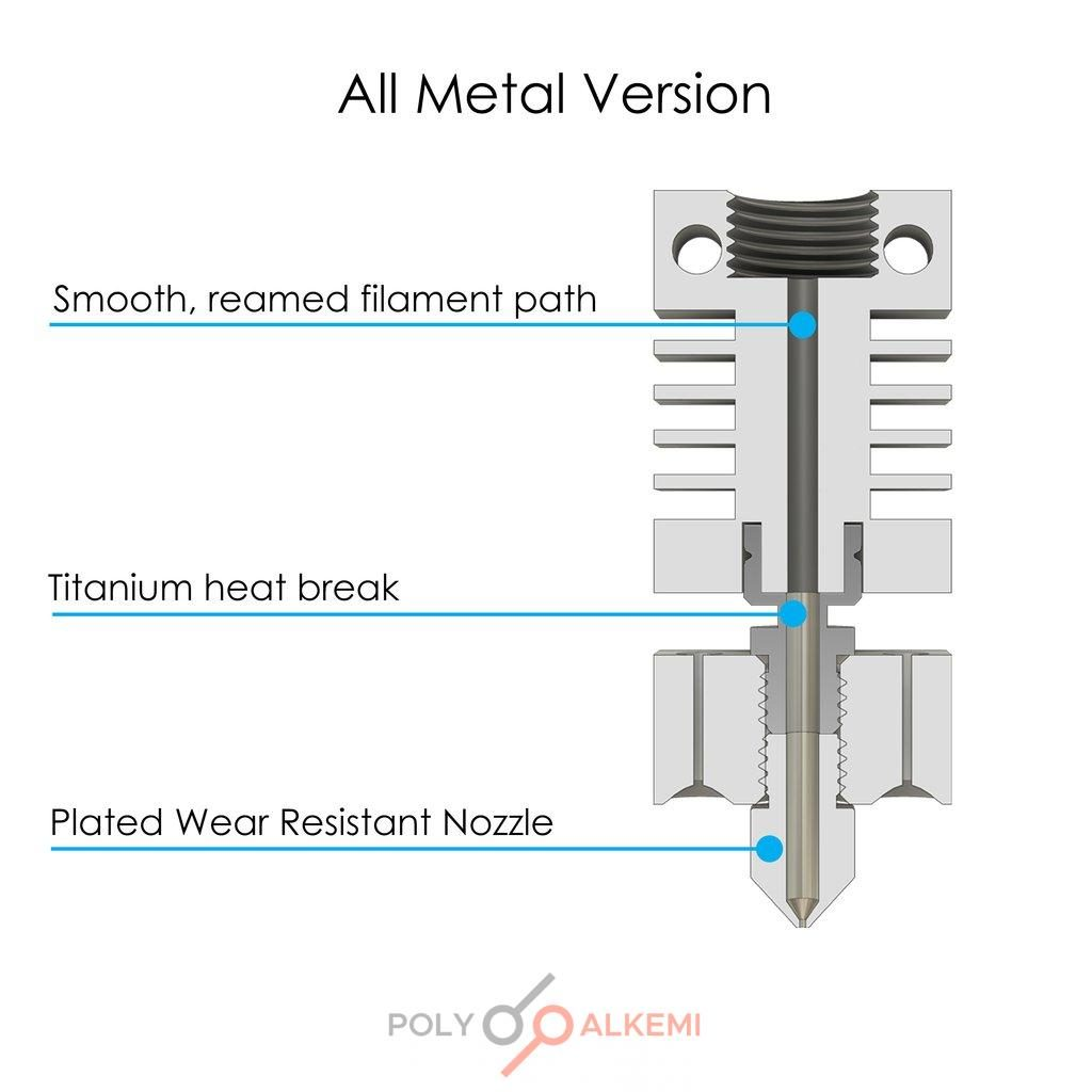 Micro Swiss,All-Metal-Hotend,Micro Swiss All-Metal-Hotend