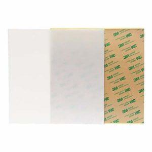 Polyalkemi PEI-Ark med 3M tape